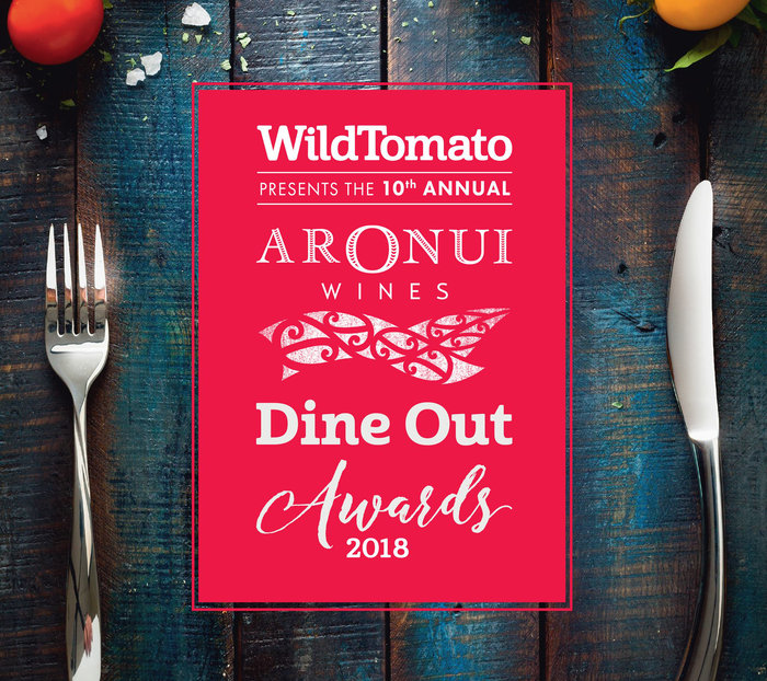 "Dine Out Award For ""Best Wine Venue"" 2018"