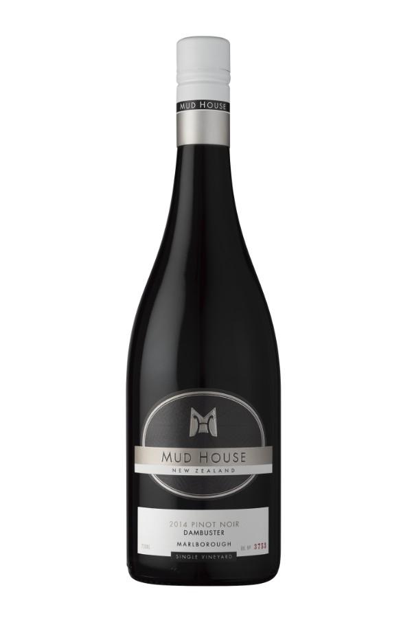 Mudhouse Dambuster Pinot Noir