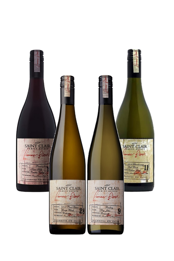 'Winery Of The Month' Case Of Four